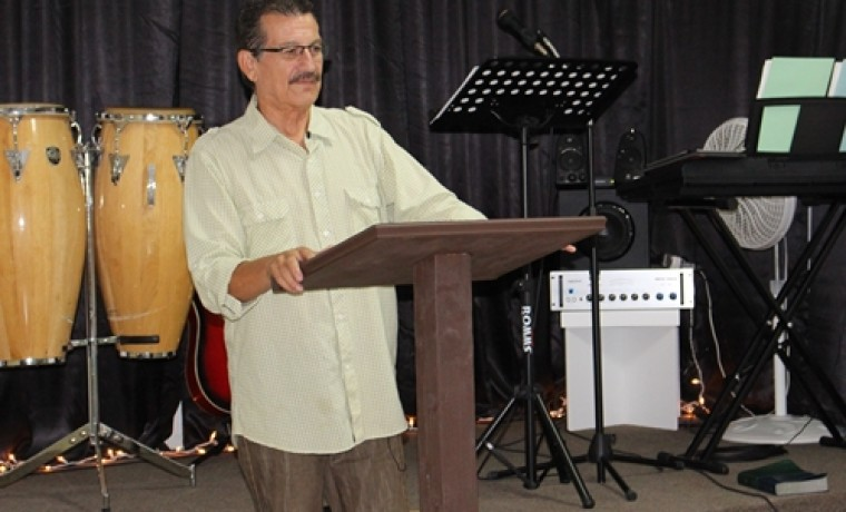 SERMONS BY PASTOR JERRY PINEDA