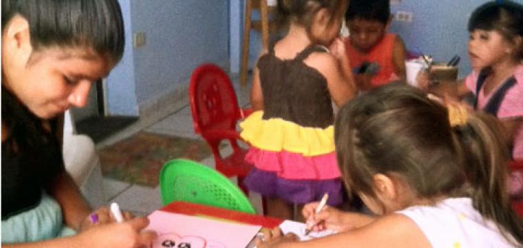 "Childrens Church – ""Flechas Fuertes"""